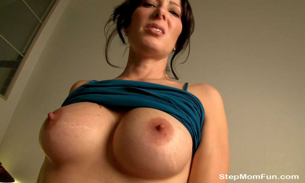 Mom stacie jerk off instructions