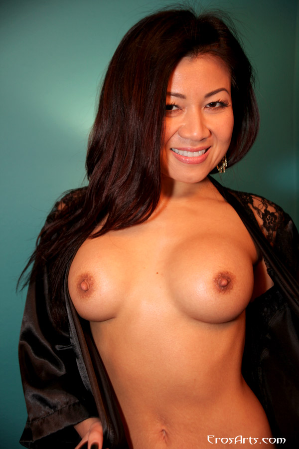 Busty asian kanae